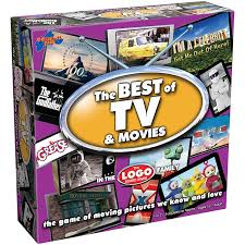 best of tv and movies board game drumond park amazon co uk toys
