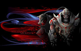 fullmetal alchemist blood sacrifice desktop background hd