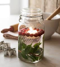jar table decorations use what you to make 3 simple winter tablescapes