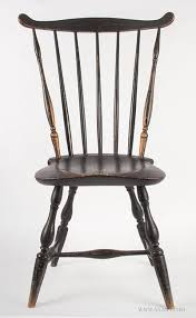 Antique Windsor Armchair Antique Furniture Chairs Early Country American
