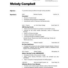 nursing resumes templates resume template registered fresh rn resume templates nursing
