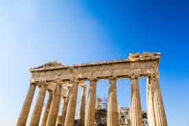 a spring morning at the acropolis u0026 anafiotika in athens greece