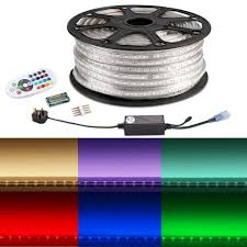 multi color led strip christmas lights 50m rgb led strip light kit