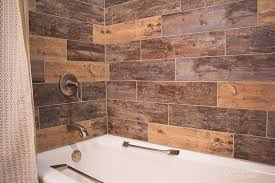 Tile A Bathtub Surround Elkhart Lake Tiled Bathrooms Precision Floors U0026 Décor