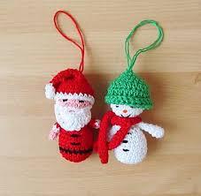 a merry crochet snowman amigurumi and crochet snowman