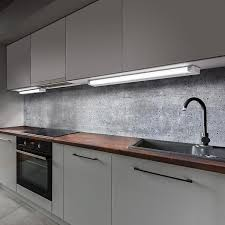 home depot kitchen cabinet lighting eti 32 in linkable led beam adjustable cabinet light