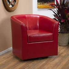 Swivel Club Chairs For Living Room Swivel Club Chair Ebay