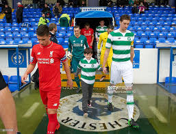 vauxhall lookers liverpool v celtic premier league international cup photos and