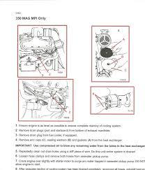 6 2 mercruiser cooling system diagram 5 7 mercruiser cooling