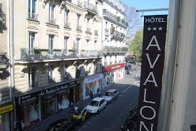 paris hotel review hotel avalon close to gare du nord 75010