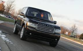 land rover 2007 interior 2010 land rover range rover hse road test u2013 review u2013 car and driver