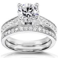 Gold Diamond Wedding Rings by Bridal Jewelry Sets Shop The Best Wedding Ring Sets Deals For