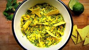 cuisiner la mangue guacamole à la mangue recette par cuisine