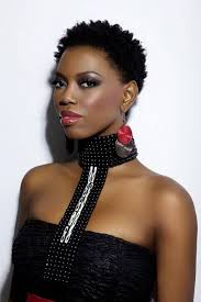 popular very short haircuts for black women with curly hair