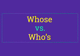 whose vs who u0027s everything after z by dictionary com