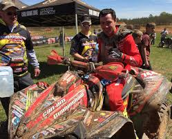 can am off road racers victorious at big buck gncc