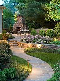 Landscape Design Backyard Ideas How To Be Creative With Stone Fire Pit Designs Backyard Diy