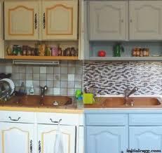 renovation cuisine rustique relooker cuisine rustique avant après inspirational 20 best