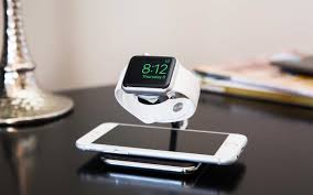 Nightstand Ipad Twelve South Launches Forté Stand For Apple Watch