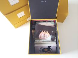 kolo photo album storage archives design crush