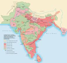 India On The World Map by Map Mondays 2 0 1 The Expansion Of The British East India
