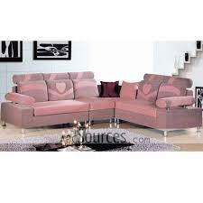 wholesale new design light pink detachable fabric sofa set lc111311167