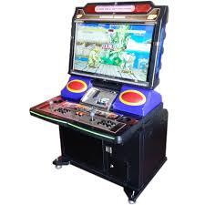 sit down arcade cabinet deluxe arcade machine