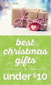 best christmas gifts under 10 thegoodstuff