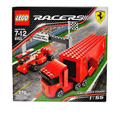 lego racers truck amazon com lego racers f1 truck toys
