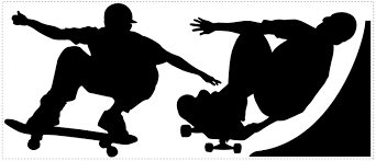 skaters chalkboard removable wall decals wall2wall skaters chalkboard removable wall decals skaters chalkboard removable wall decals