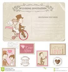 la poste timbre mariage carte postale de mariage et timbres poste pour la conception l