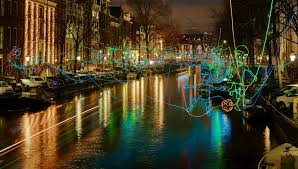 amsterdam light festival i amsterdam