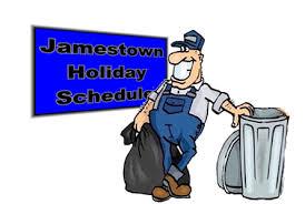 thanksgiving week garbage schedule