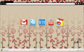 chrome themes cute 65 best google chrome themes 2014