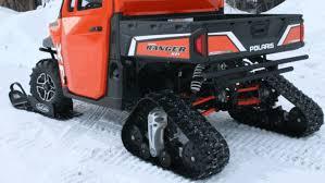 polaris ranger snocobra ski and track system sidebysidestuff com
