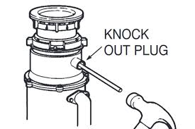 installing a garbage disposal in a single drain sink how to install a garbage disposer