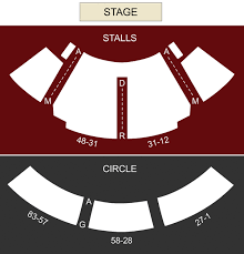 National Theatre Floor Plan National Theatre Olivier London Seating Chart And Stage