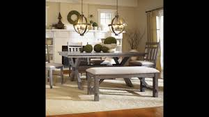 small dining table with bench seat youtube