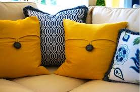 blue u0026 yellow living room design ideas stylish u0026 elegant youtube
