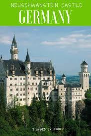neuschwanstein castle germany travel2next