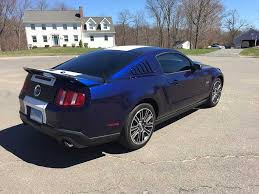 5 0 ford mustang for sale blue 2012 ford mustang gt california special 5 0 v8 for sale