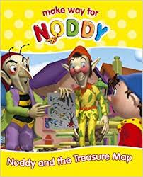 noddy treasure enid blyton 9780007210565 amazon