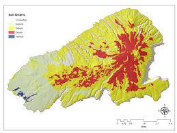 Molokai Map Dr Jonathan Deenik Hawaii Soil Maps