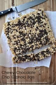 chewy chocolate chip granola bars farmgirl gourmet