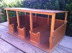 Woodworking Plans Toy Horse Stable by How To Build Toy Barns Real Wood Huge Toy Horse Barn Holds 10