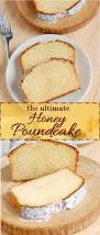 absolutely perfect honey pound cake baking sense