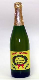 wholesale sparkling cider printable oz sparkling apple cider imprinted branded printing