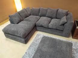 grey fabric corner sofa grey material corner sofas www gradschoolfairs com