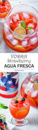 spiked vodka strawberry agua fresca recipe chefdehome com