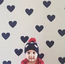 60pcs set heart pattern cute home decoration wall sticker 60pcs set heart pattern cute home decoration wall sticker removable waterproof pvc no pollution material for kids room decal wall stickers